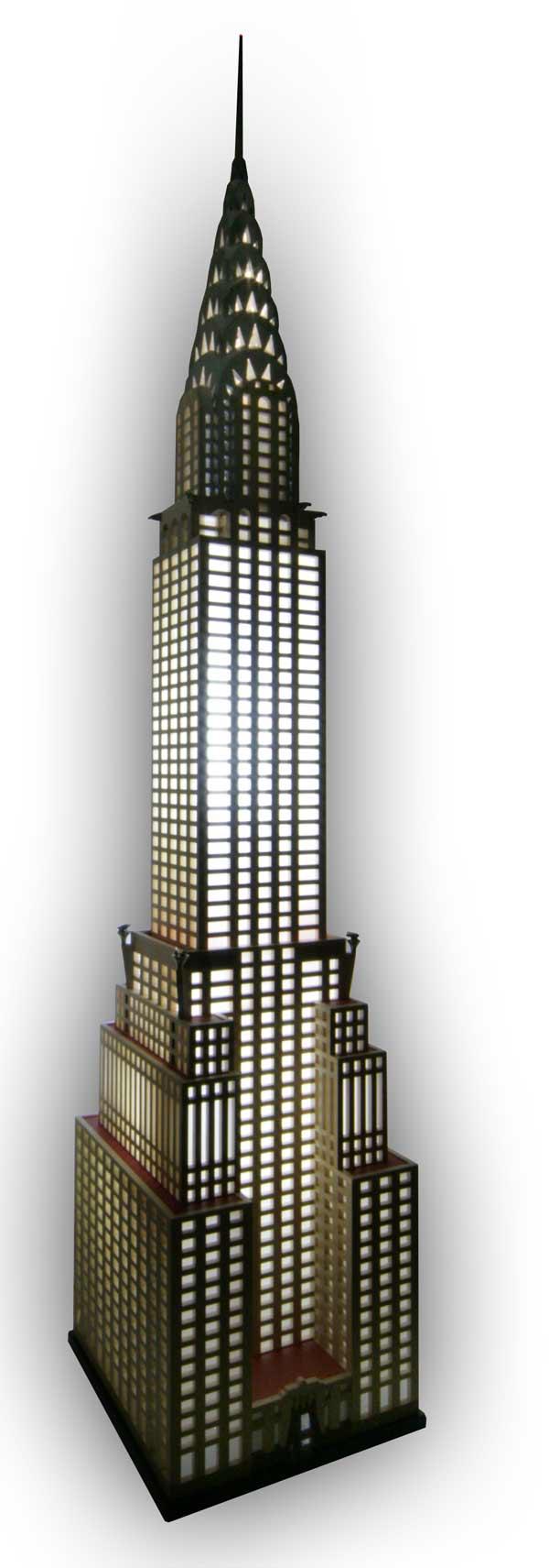 William Van Alen S Chrysler Building Skyscraper New York
